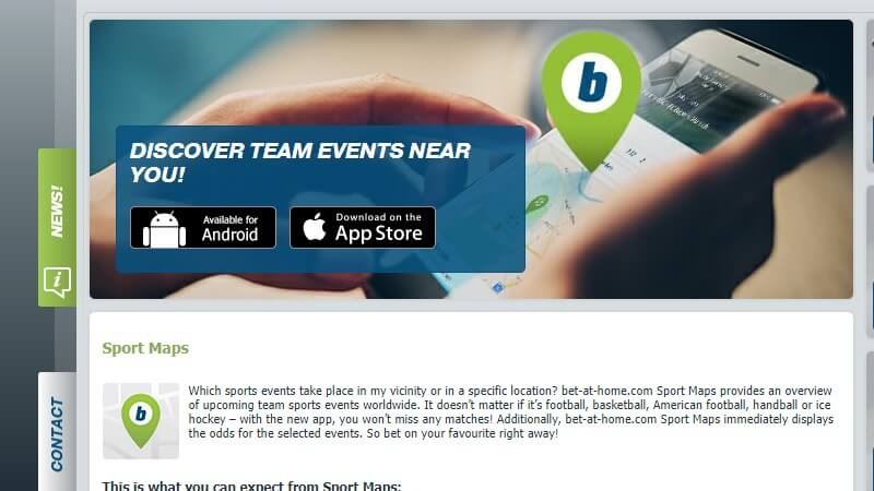 Www.Bet-At-Home/Mobile